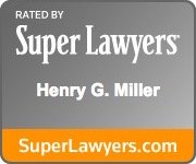 Henry Miller - Super Lawyers Badge